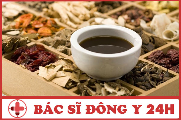 Thuoc dong y chua roi loan tien dinh